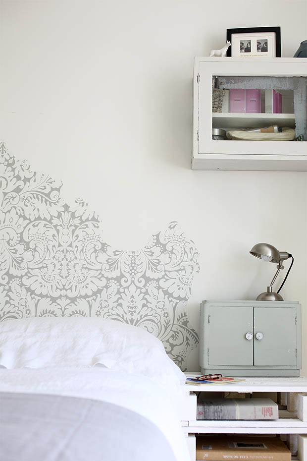 Superior Wallpaper Ideas For Small Bedrooms Part - 4: 6 Design Ideas For Small Bedrooms. Wallpaper ...