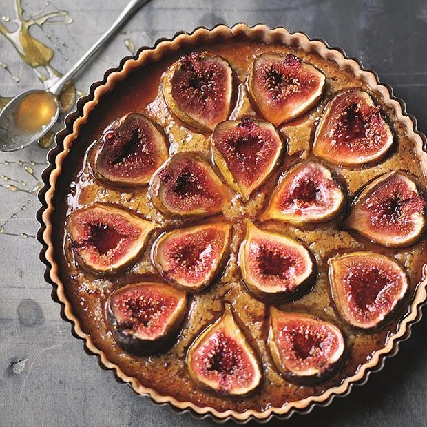 Fig And Honey Frangipane Tart Recipe