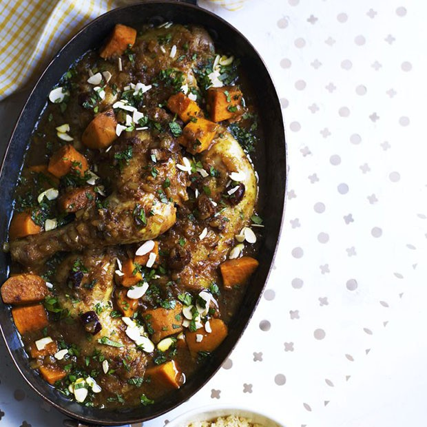 Chicken Tagine Recipe With Honey And Dates