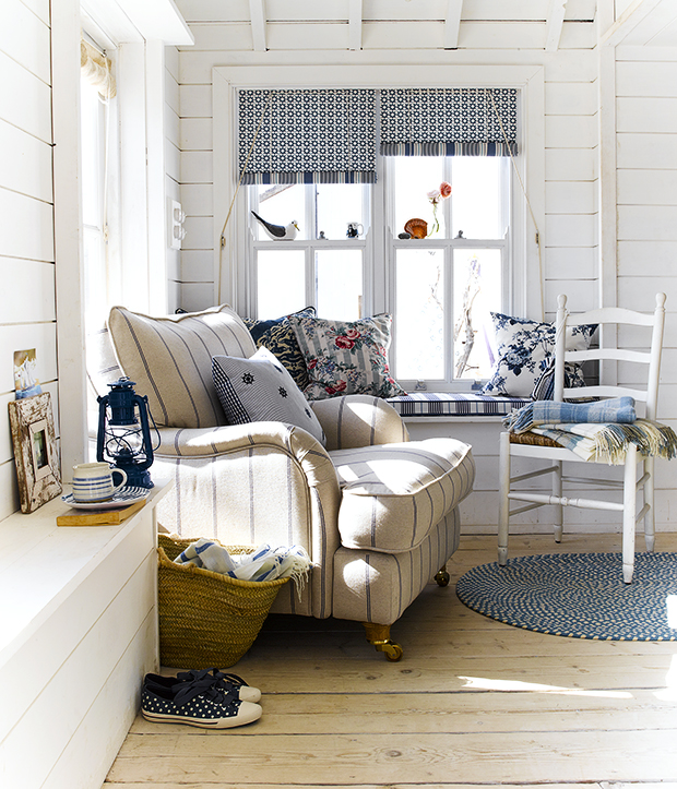 Decorating With Contrasting Colours: Seven Golden Rules Of Decorating