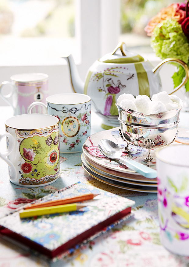 Set The Scene For A Country Tea Party & 95+ Vintage Tea Party Table Settings - Full Size Of Decor Ideas64 ...