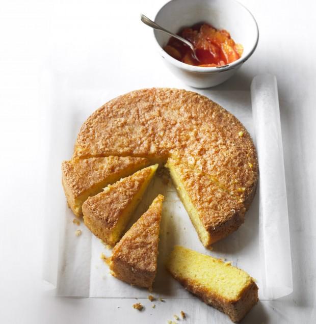 Orange And Almond Cake Baking Recipes