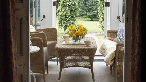 Bring the outside in with these garden room ideas