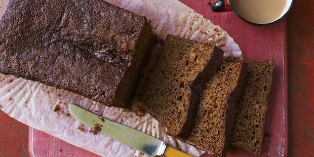 Marmalade Loaf Cake Recipes: Ginger And Marmalade Loaf Cake Recipe