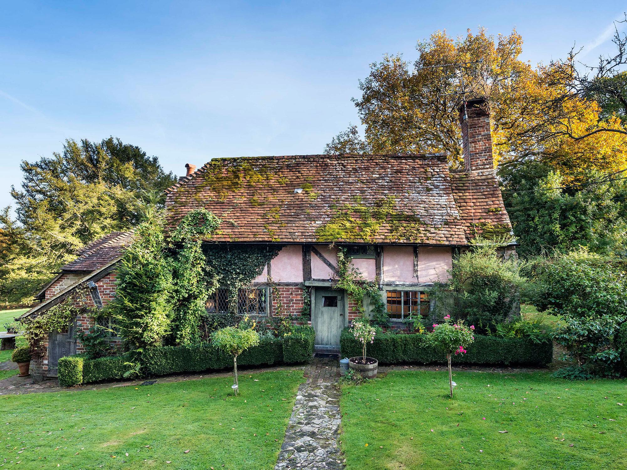 Dream 16th Century Cottage In West Sussex Up For Sale