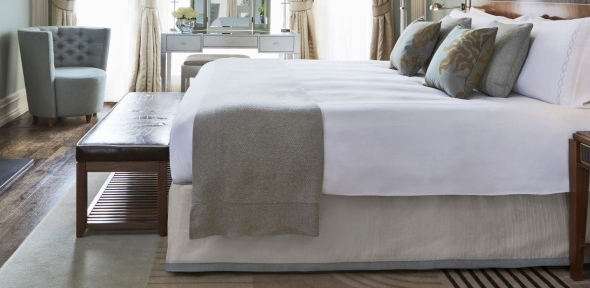 How to make your bed like a 5* hotel housekeeper