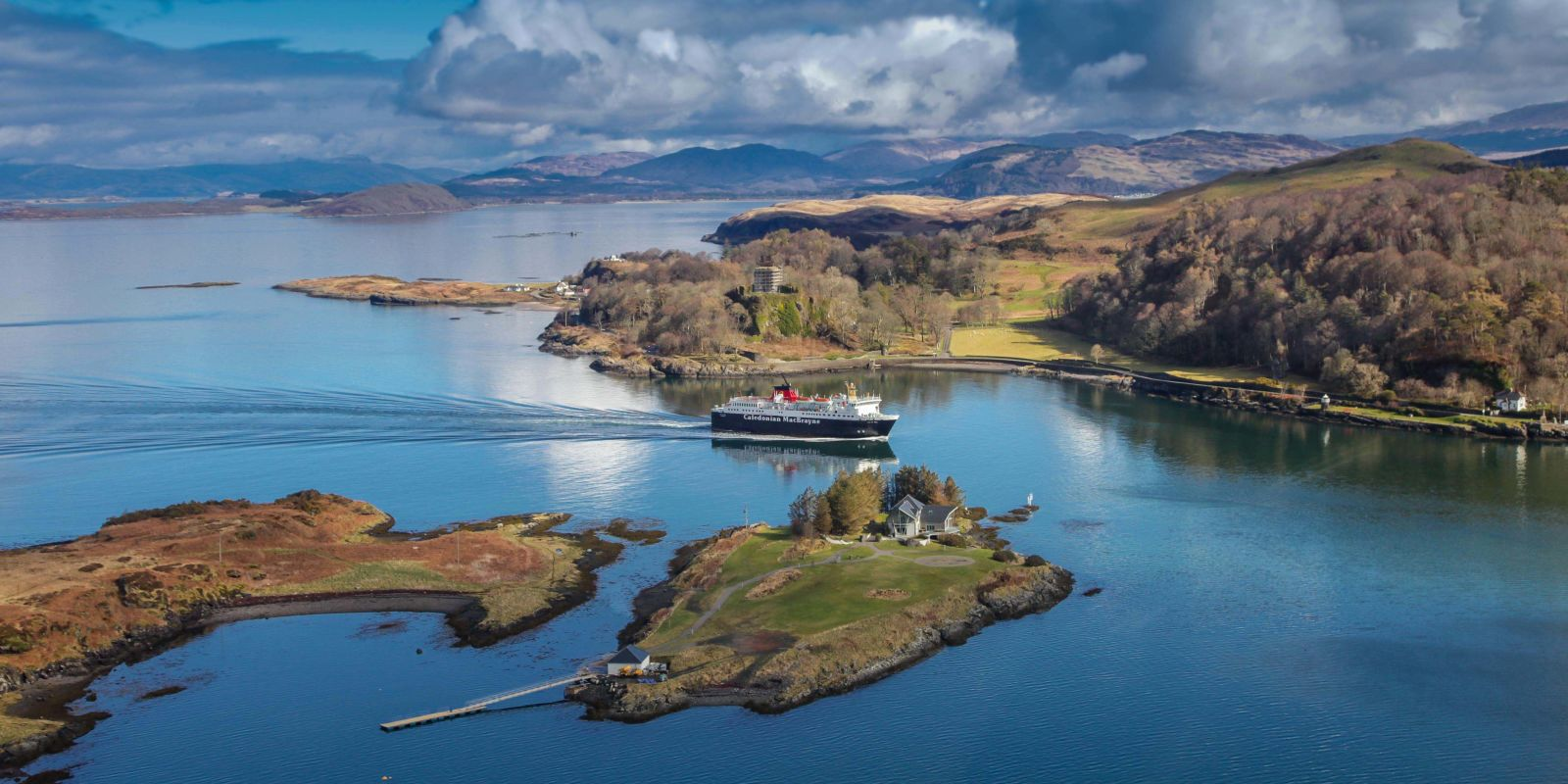 Country Homes And Interiors Recipes A Beautiful Scottish Island Is Up For Sale And We Want To