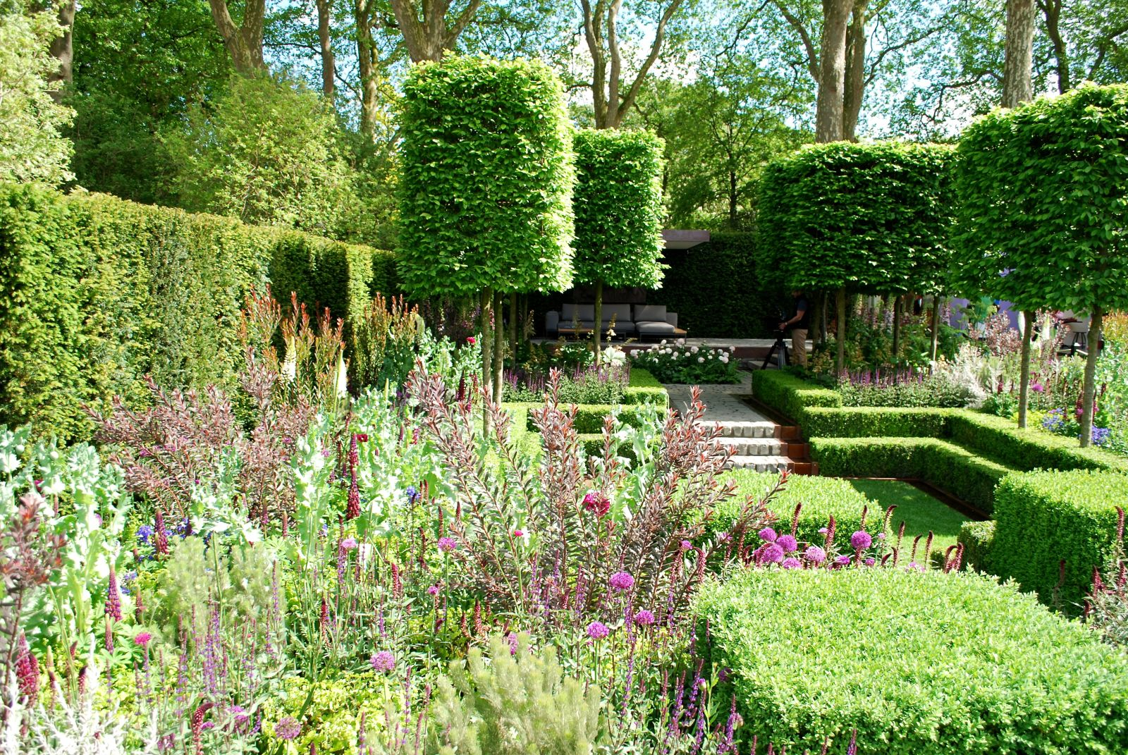 7 chelsea flower show garden trends you can replicate at home - Garden By The Bay Flower Show