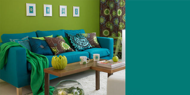 Green Mood 8 popular interior colours and how they affect your mood