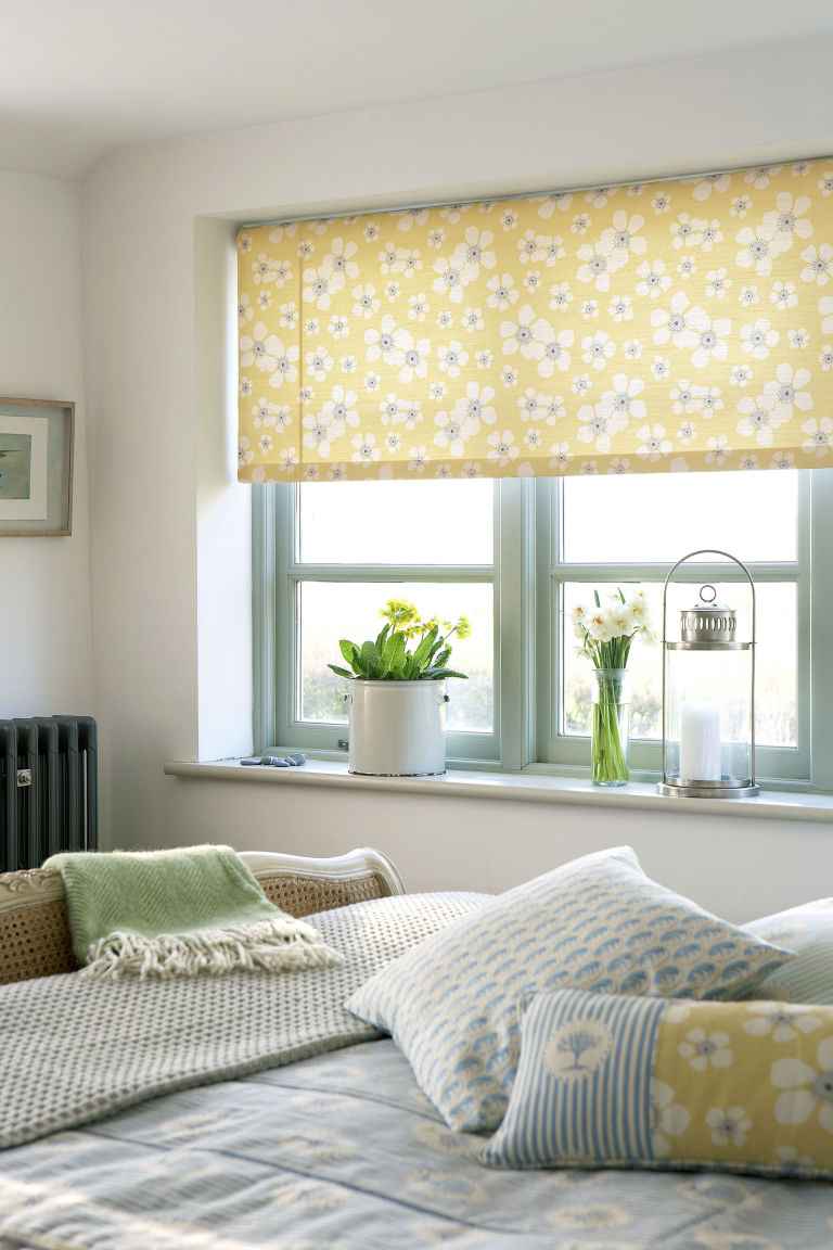 The Ultimate Guide To Choosing The Right Blinds For Your Home - Bedroom blinds