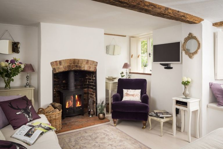 Wiltshire Cottage Living Room