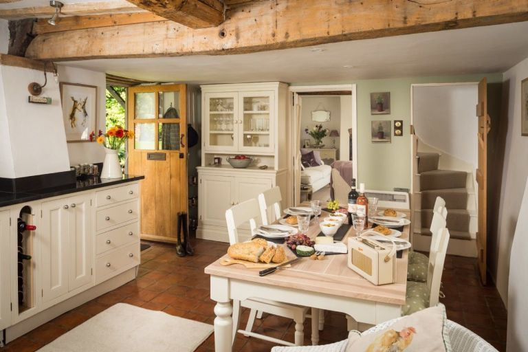 This Wiltshire Cottage Will Fulfill All Your Fairytale Countryside