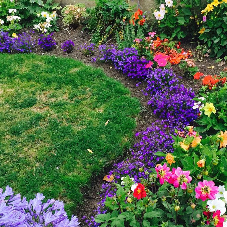 30 Small Backyard Landscaping Ideas On A Budget: 5 Smart Garden Ideas On A Budget