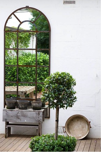 Surprising  Clever Ways To Use Mirrors To Make Your Home Feel Bigger And  With Entrancing Garden Mirror With Amazing Perennial Garden Also Gardens With Sleepers Ideas In Addition Moorland Gardens Care Home Luton And Goulds Garden Centre Weymouth As Well As Garden Museum Lambeth Additionally Covent Garden Ballet Shop From Countrylivingcouk With   Entrancing  Clever Ways To Use Mirrors To Make Your Home Feel Bigger And  With Amazing Garden Mirror And Surprising Perennial Garden Also Gardens With Sleepers Ideas In Addition Moorland Gardens Care Home Luton From Countrylivingcouk