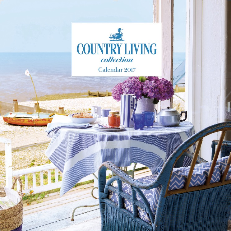 Country Living 2017 Diary Calendar And Address Book
