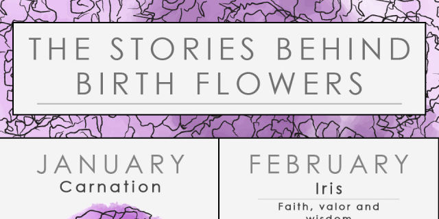 what your birth flower says about your personality, Natural flower