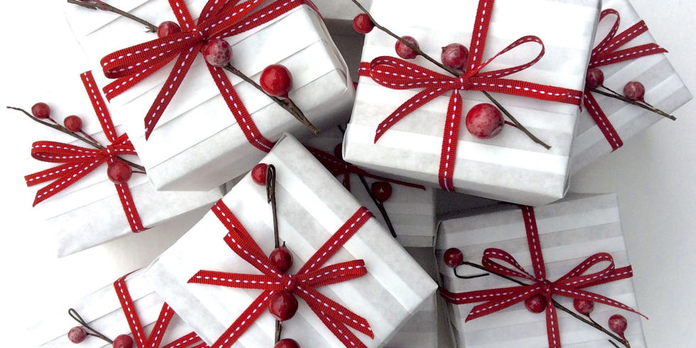15 country inspired christmas gift wrapping ideas negle Choice Image