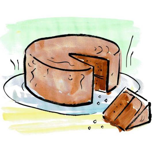 roald dahl chocolate cake