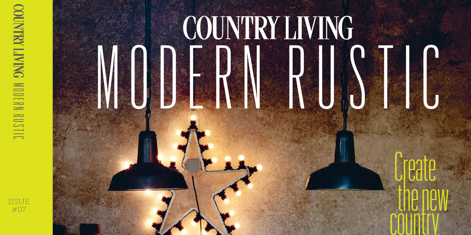 Beautiful Modern Rustic 7 Is Now On Sale   Where To Buy Country Living Modern Rustic