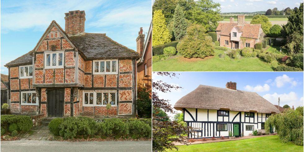 Grade II Listed Cottages For Sale UK