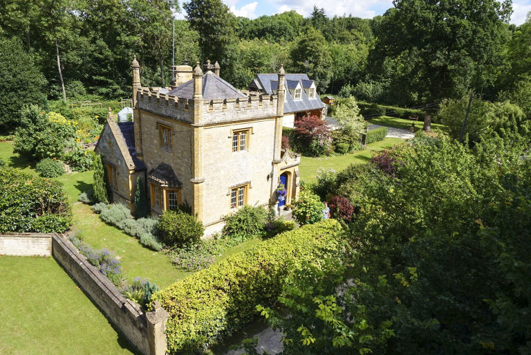 The Smallest Castle In The UK Is Up For Sale And Its Just As