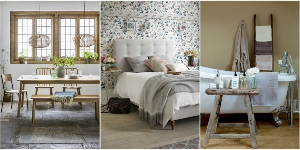 Stylist tips on how to achieve the country cottage style