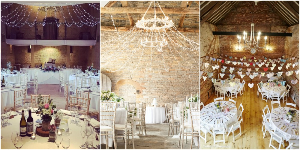 Capel barn wedding