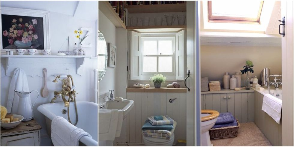 small bathroom - Bathroom Decorating Ideas For Small Spaces