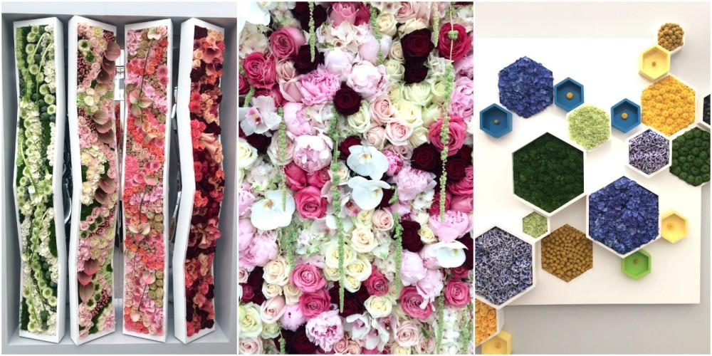 interflora exhibit at rhs chelsea flower show 2017 the. Black Bedroom Furniture Sets. Home Design Ideas