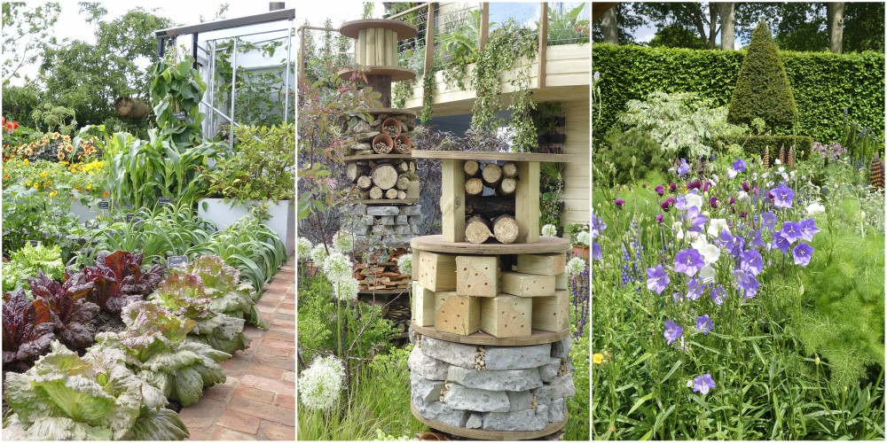 Chelsea flower show 2017 garden trends you can replicate for Chelsea 2017 show gardens
