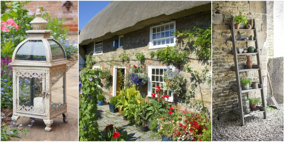 How to get a country cottage style garden country garden tips