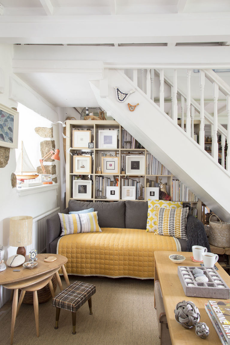 Sea View Cornish Cottage Is Charmingly Quirky And Classic At The