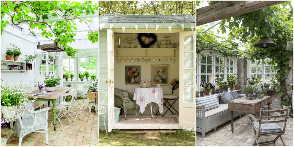 17 Conservatories And Garden Rooms Ideas Garden Shed