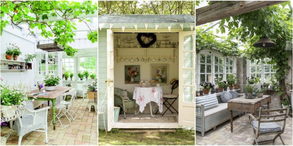 Garden Room Designs Ideas Part - 47: These Really Are The Dream.