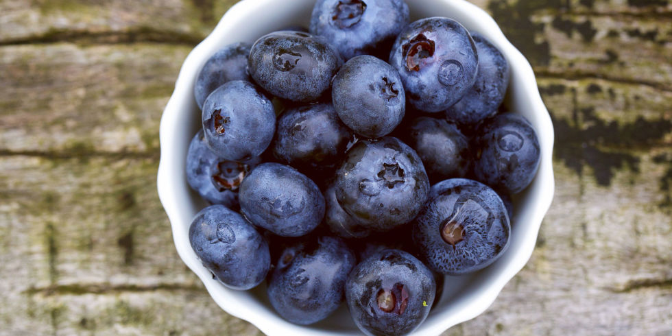 blueberry tips makanan sehat