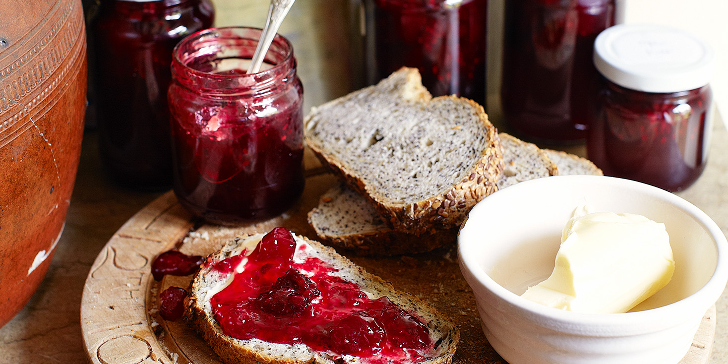 Blackberry Jam Recipe With A Twist Blackberry And Pear