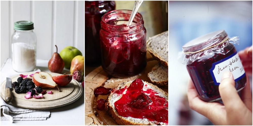 3 Best Autumn Jam Reciopes Blackberry Jam Recipe