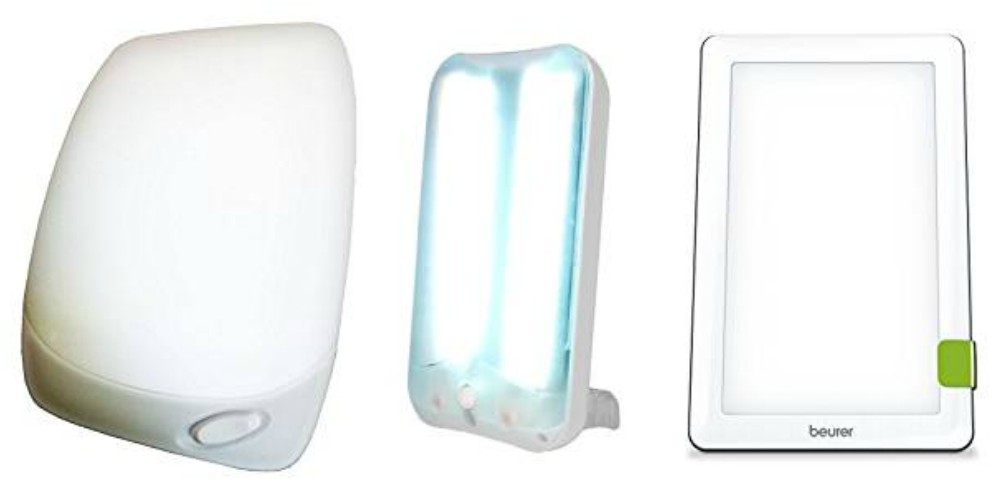 5 Best Selling Sad Light Therapy Lamps On Amazon Right Now