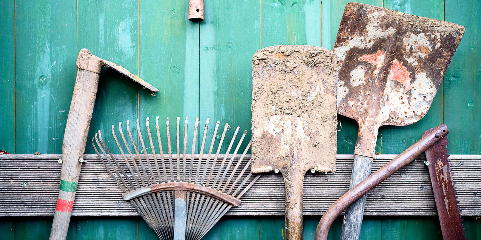 How to look after your different gardening tools garden for Different tools and equipment in horticulture