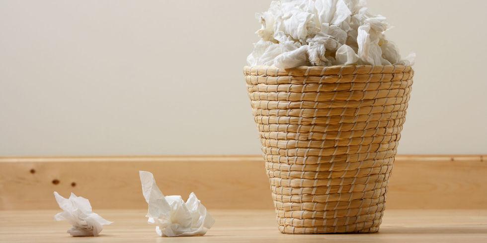 bin tissue