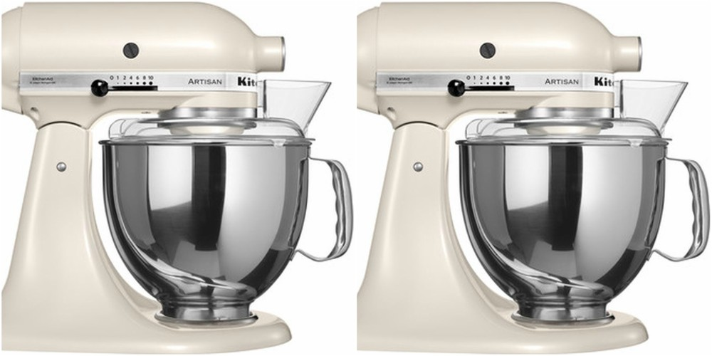 Currys pc world are selling a cream kitchenaid at half for Kitchenaid black friday