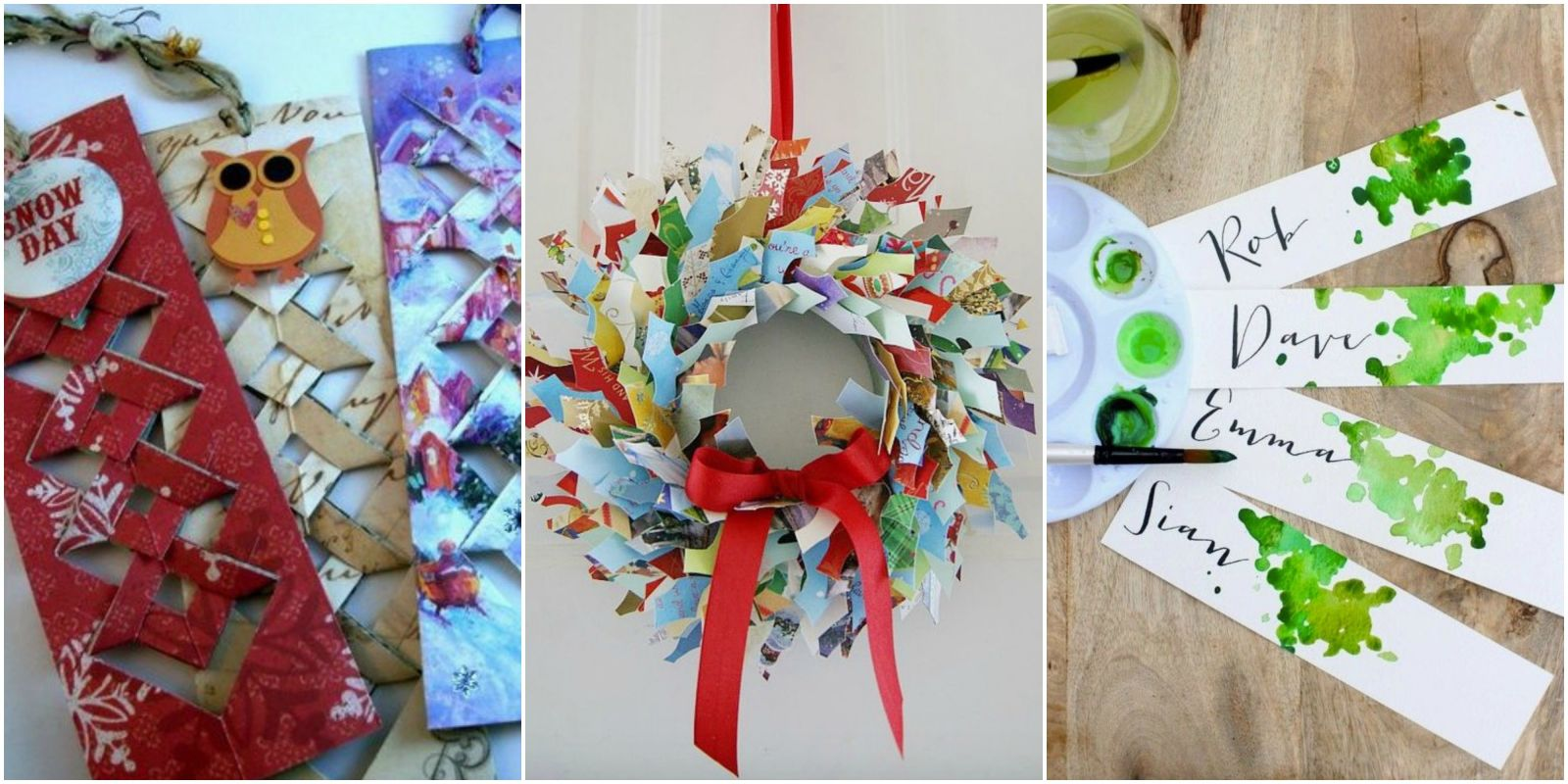 8 creative ways to upcycle old christmas cards how to for How to recycle old christmas cards