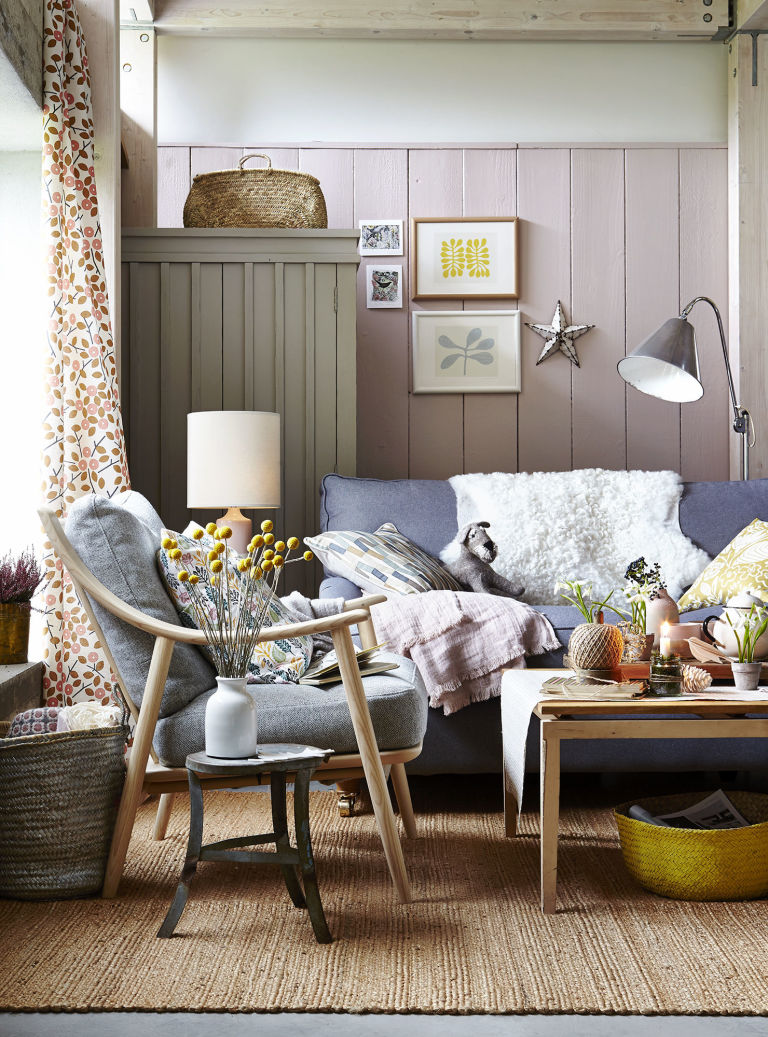 3 Spring Country Interior Trends For 2018 And How To Replicate ...