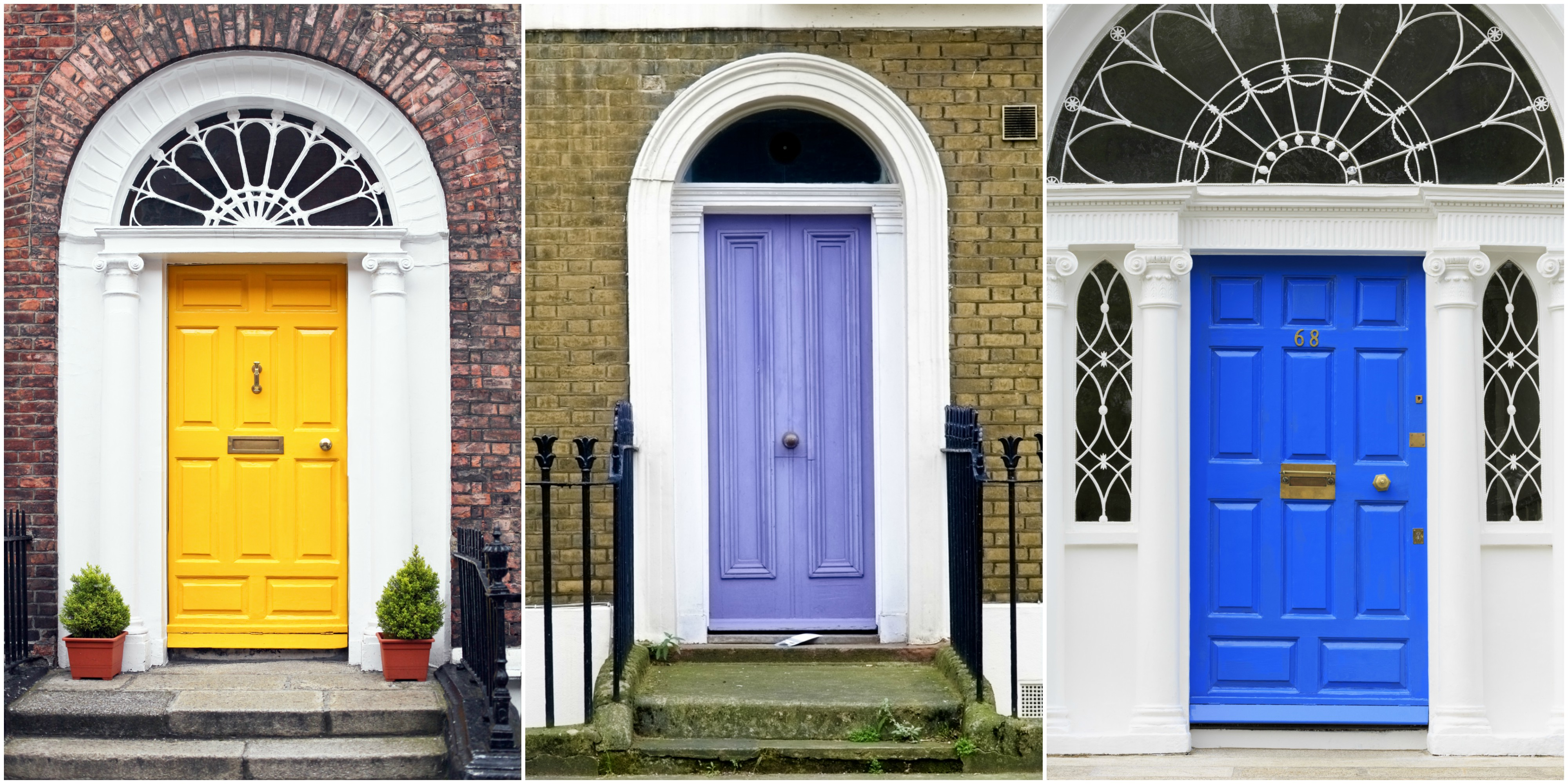 10 most popular door colours in 2018 front door colour - Popular front door colors ...