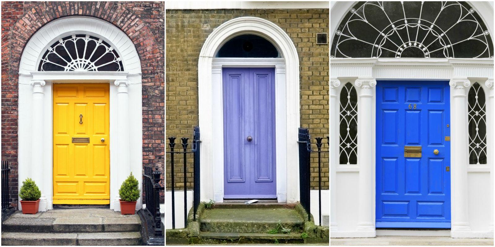 10 most popular door colours in 2018 front door colour trends 2018 rubansaba