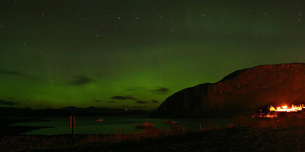 There 39 s a chance of seeing the northern lights in parts of for Chance of seeing northern lights tonight